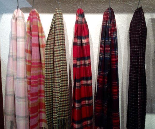 Men What To Buy - Scarves at Charles Stuart