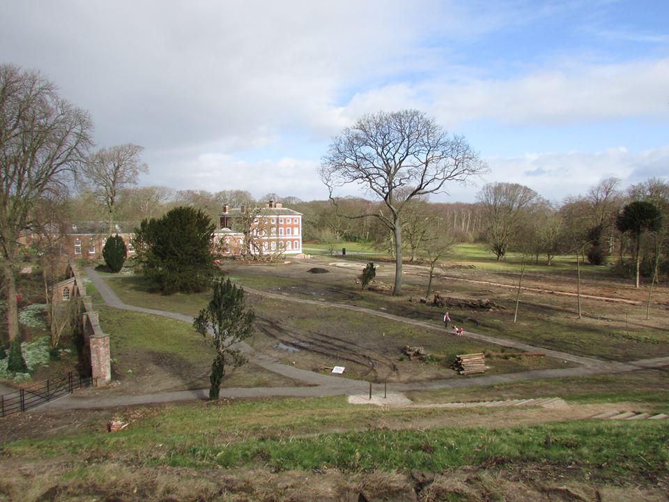 Lytham Hall Restoration