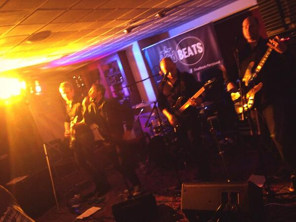 The Deadbeats Party Band at St Annes Cricket Club