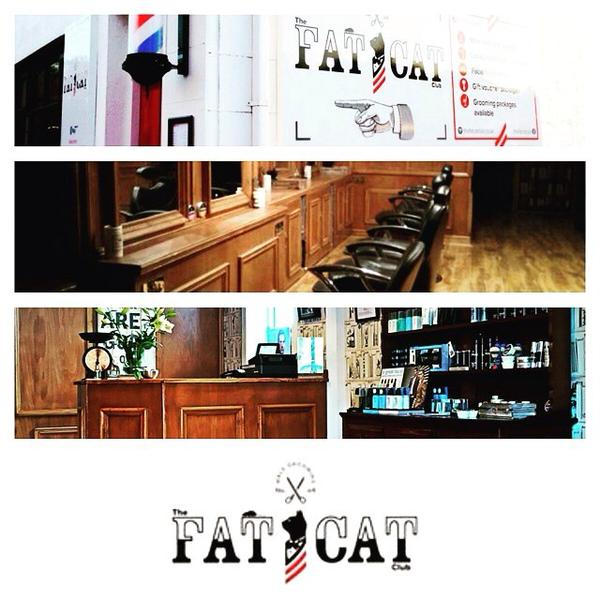 Gentlemens high class grooming club, Fat Cat Lytham