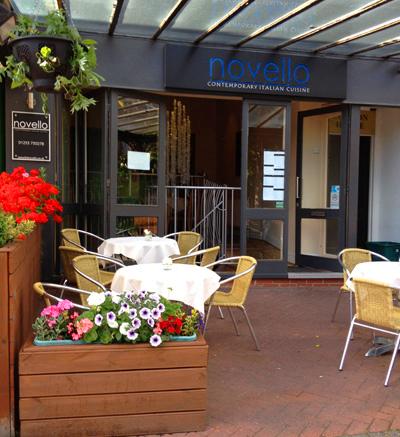 Novello Italian Restaurant Lytham