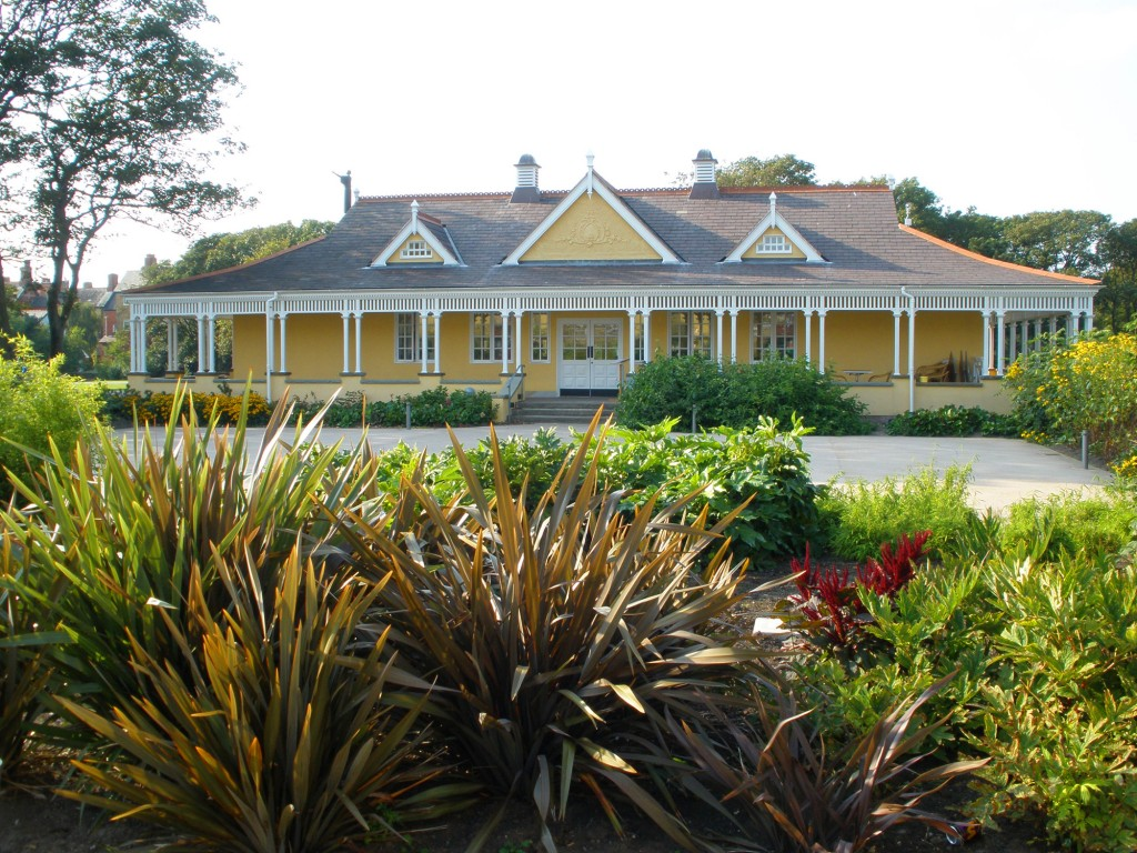 Ashton Gardens and Pavilion