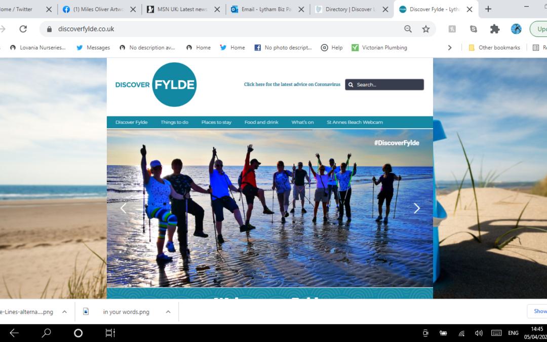 Discover Fylde