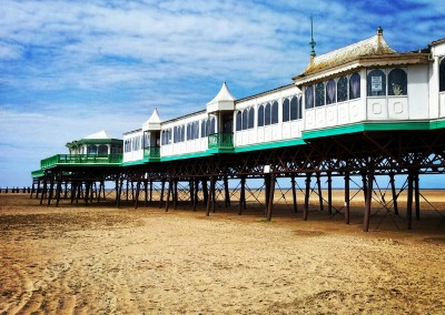 St Annes Beach and Pier