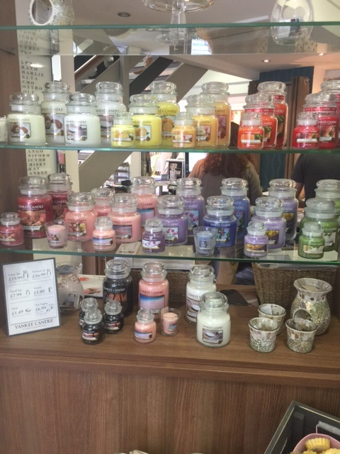 Sopers Yankee Candles