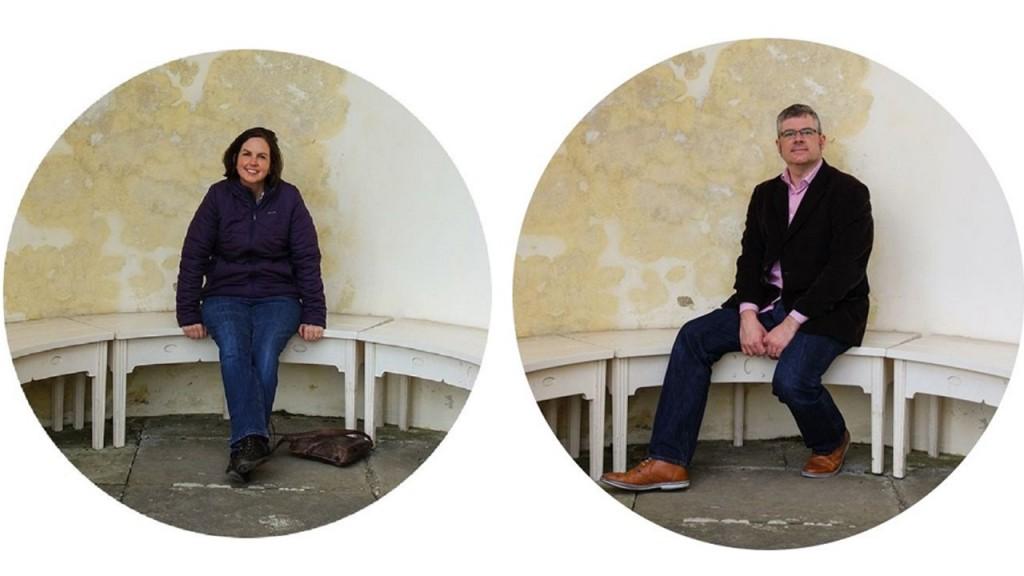 Heather and Gordon Hopeful & Glorious