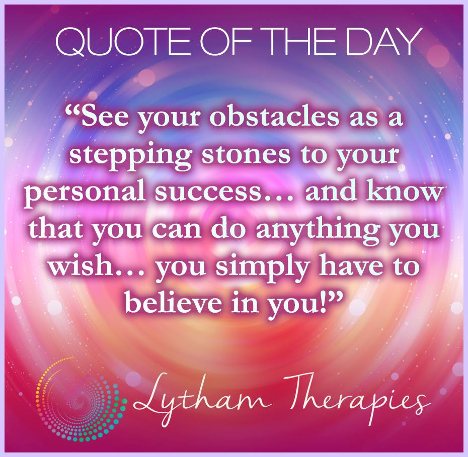 Lytham Therapies Quote of the Day