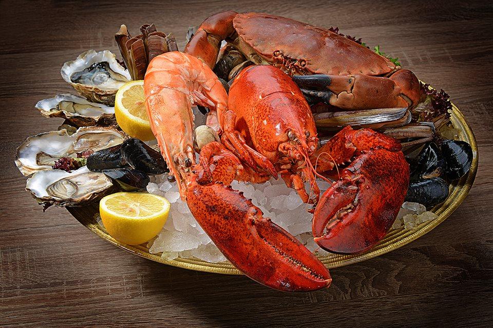 Lobster at Spago Lytham