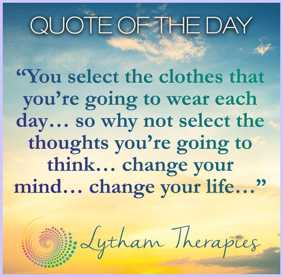 Lytham Therapies Change Quote