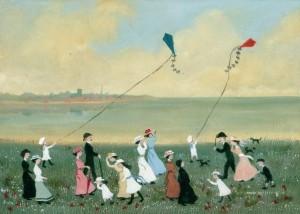 International Kite Festival Weekend @ St Annes Beach | England | United Kingdom