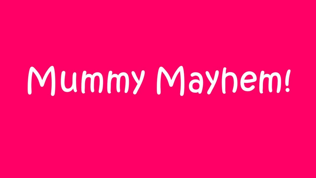 Mummy Mayhem logo