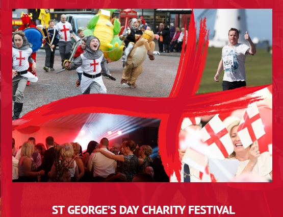 St Georges Day Festival supporting Local Charity