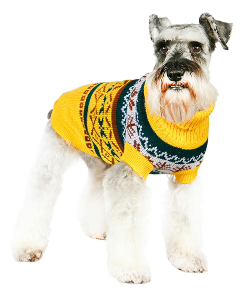Boutique dog Lytham Woolly Jumper
