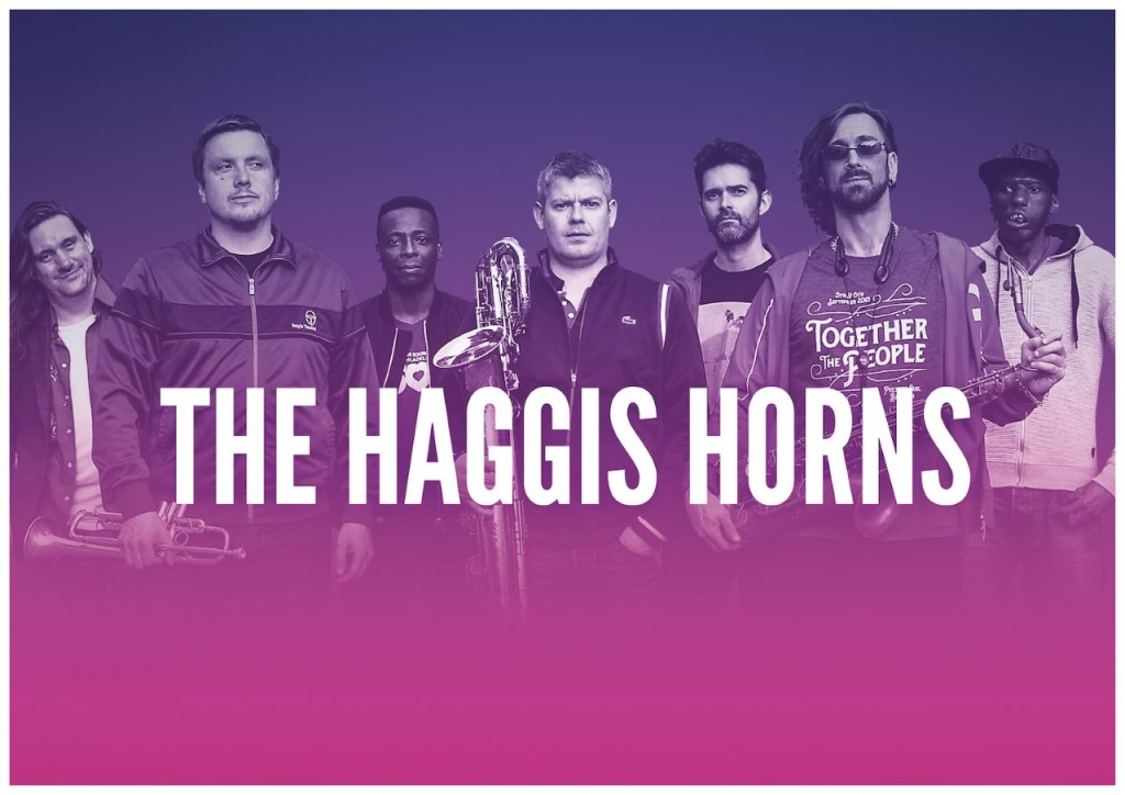 Haggis Horns Amp Support Funk Up Lytham Lytham Life Amp Style
