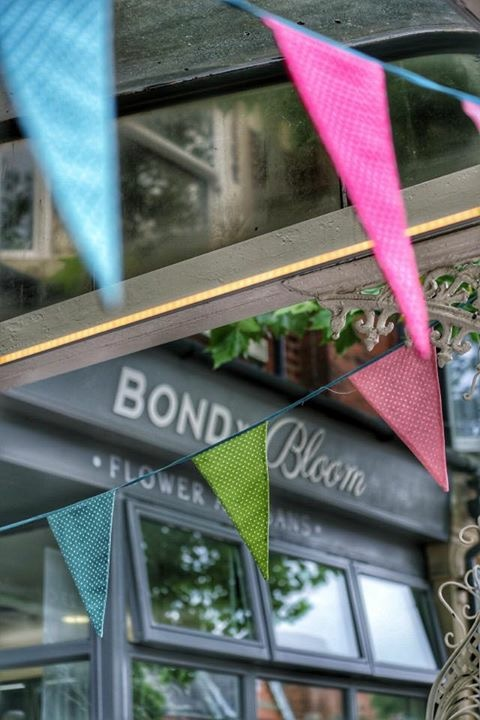 Bond & Bloom Lytham Shop Front