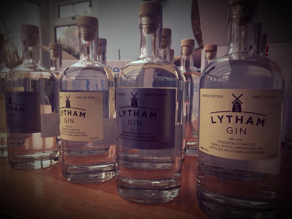 Lytham Gin from Sandgrown Spirits