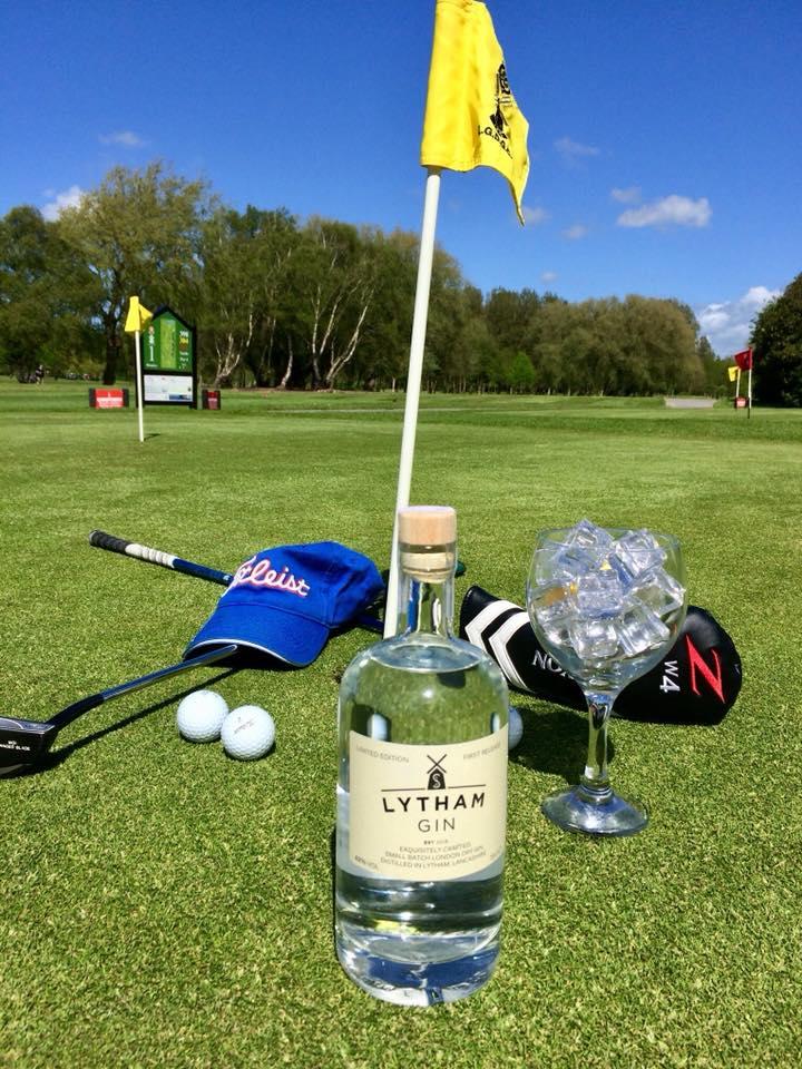 lytham Gin Golf club