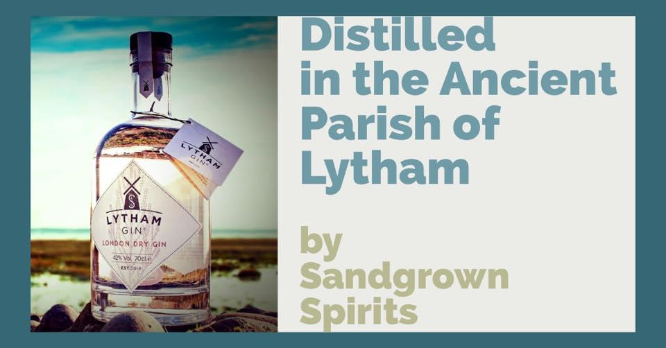 Lytham distilled Lytham Gin