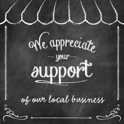 Support local lytham