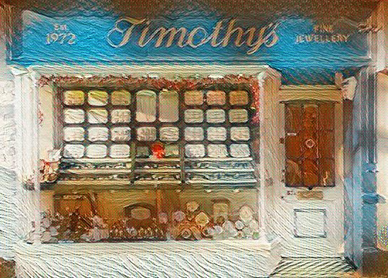 Timothy's Jewelers Family Lytham