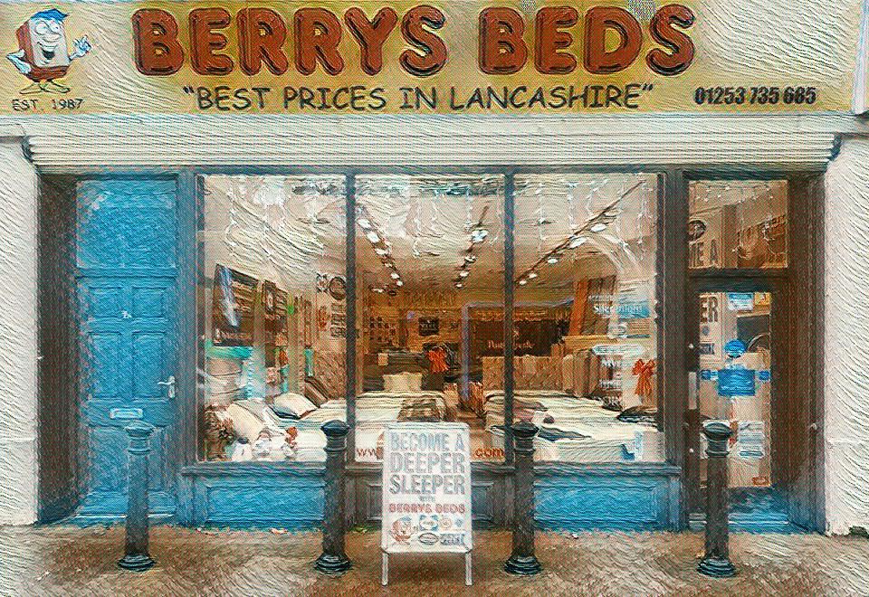 Berrys Beds Lytham