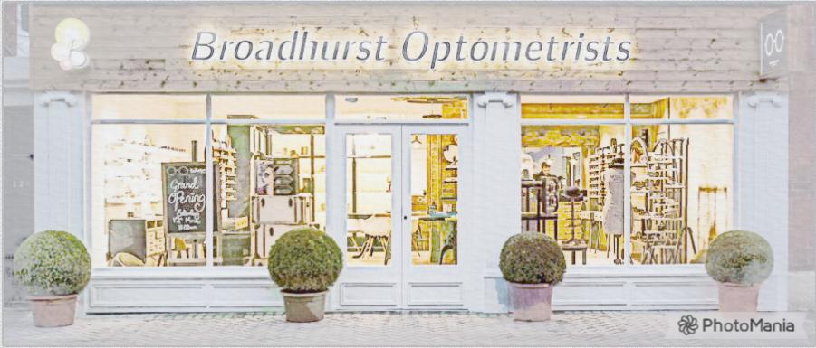 Broadhurst Optometrist Lytham