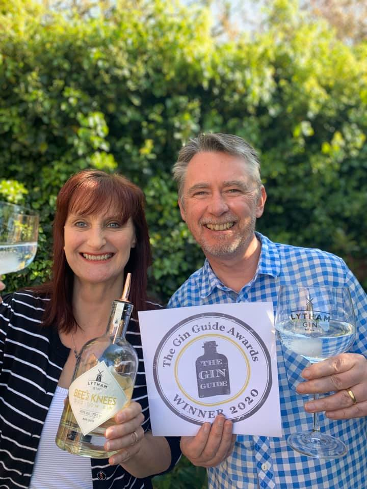 Lytham Gin, a true family business