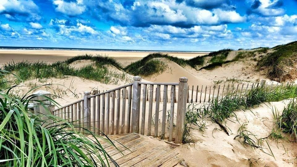 Sand Dunes St Annes On Sea Natural Beauty Ged Docherty