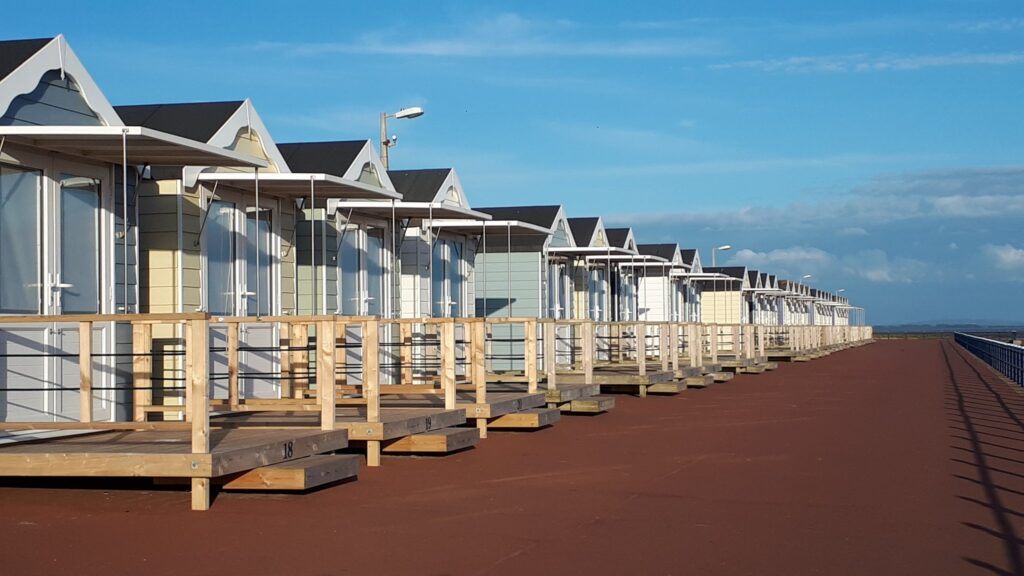St Annes on Sea Blog Beach Huts
