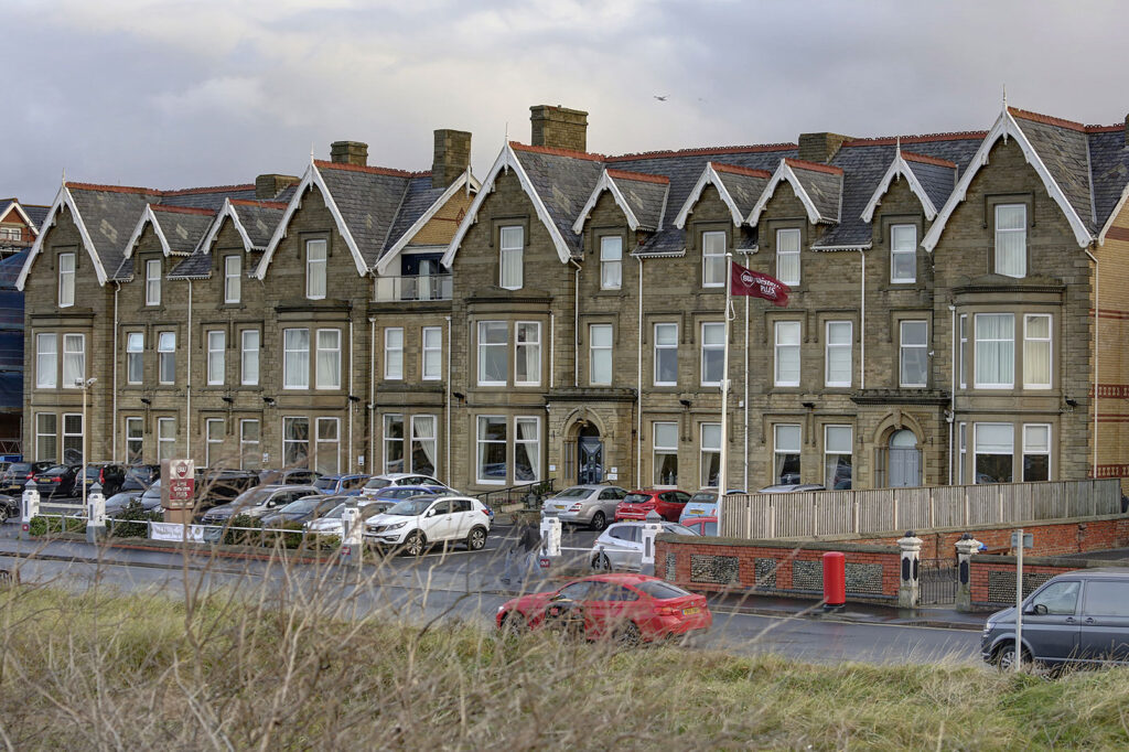 lytham ghost and myths Glendower hotel