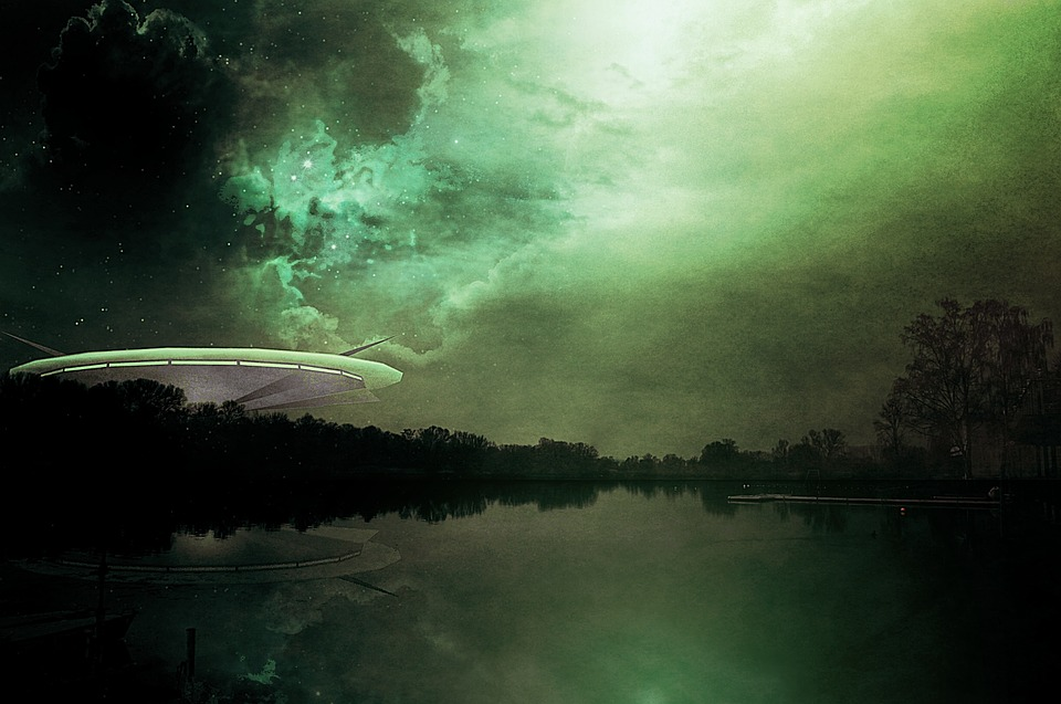 lytham ghost and myths UFO