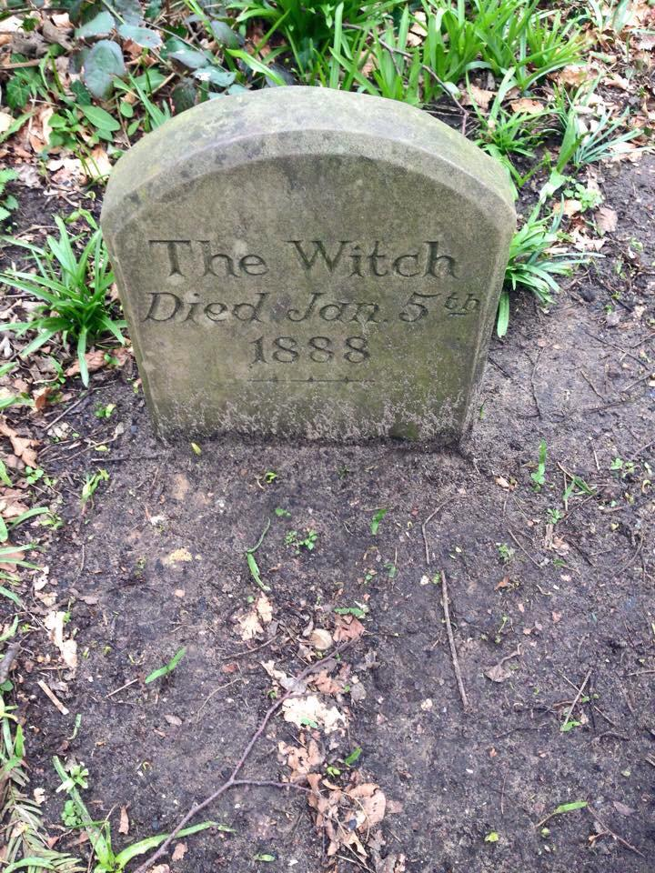 lytham ghosts and myths Witch Wood
