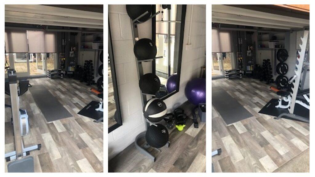 Marie Burton Personal Trainer Studio Lytham