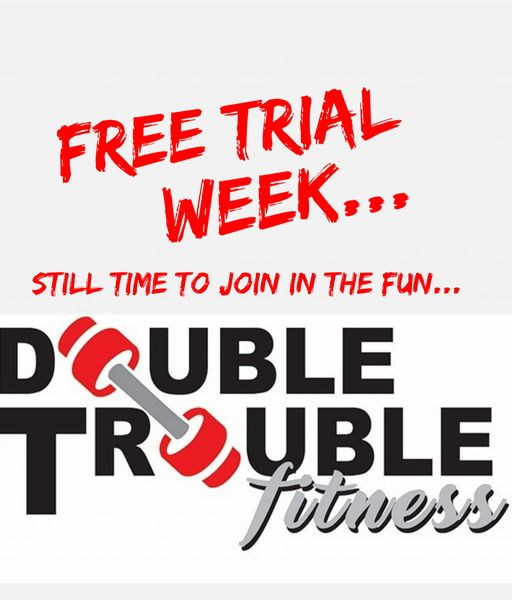 Double Trouble Fitness Lytham free trial week