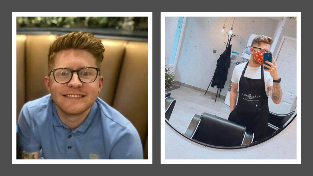 sheldon coooper hair design lytham salon images