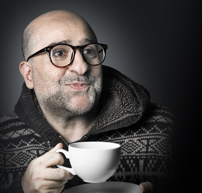 Omid Djalili  – Schmuck for a Night Tour