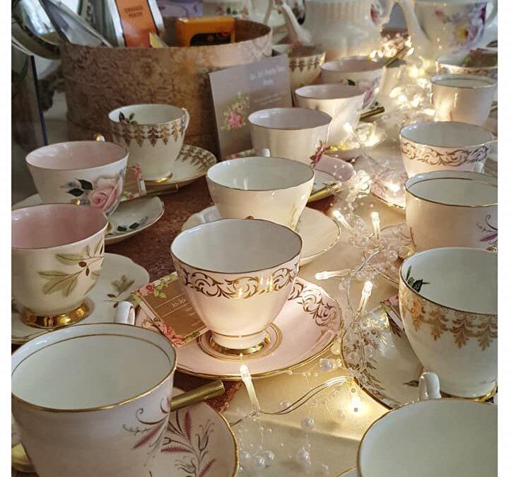Jo- Jo's Pretty Tea Party