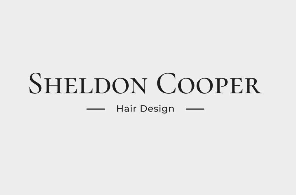 Sheldon Cooper Hair Design